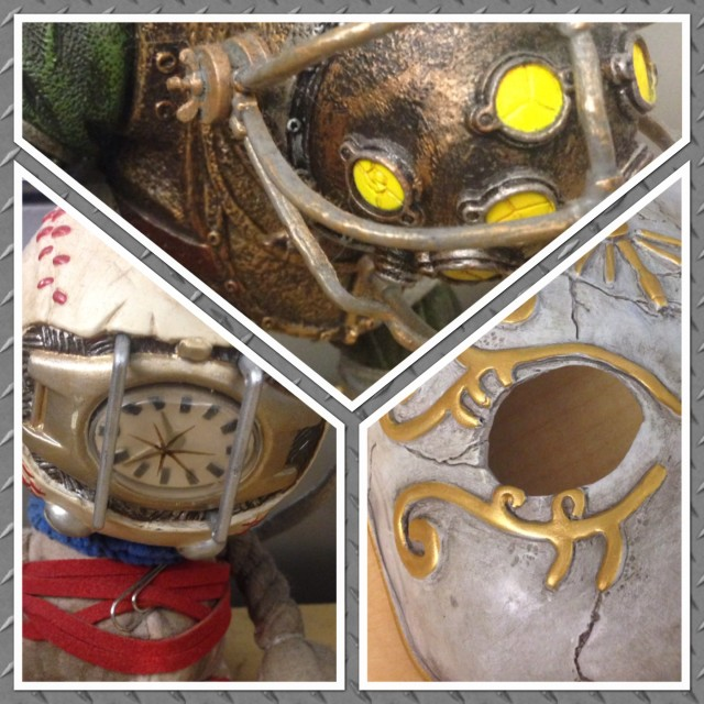 Bioshock Collage